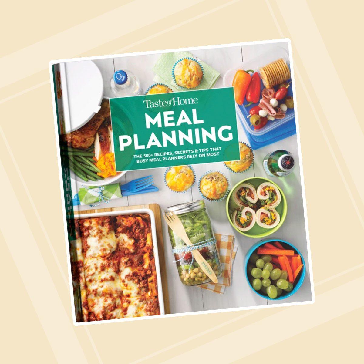 TASTE OF HOME Meal Planning