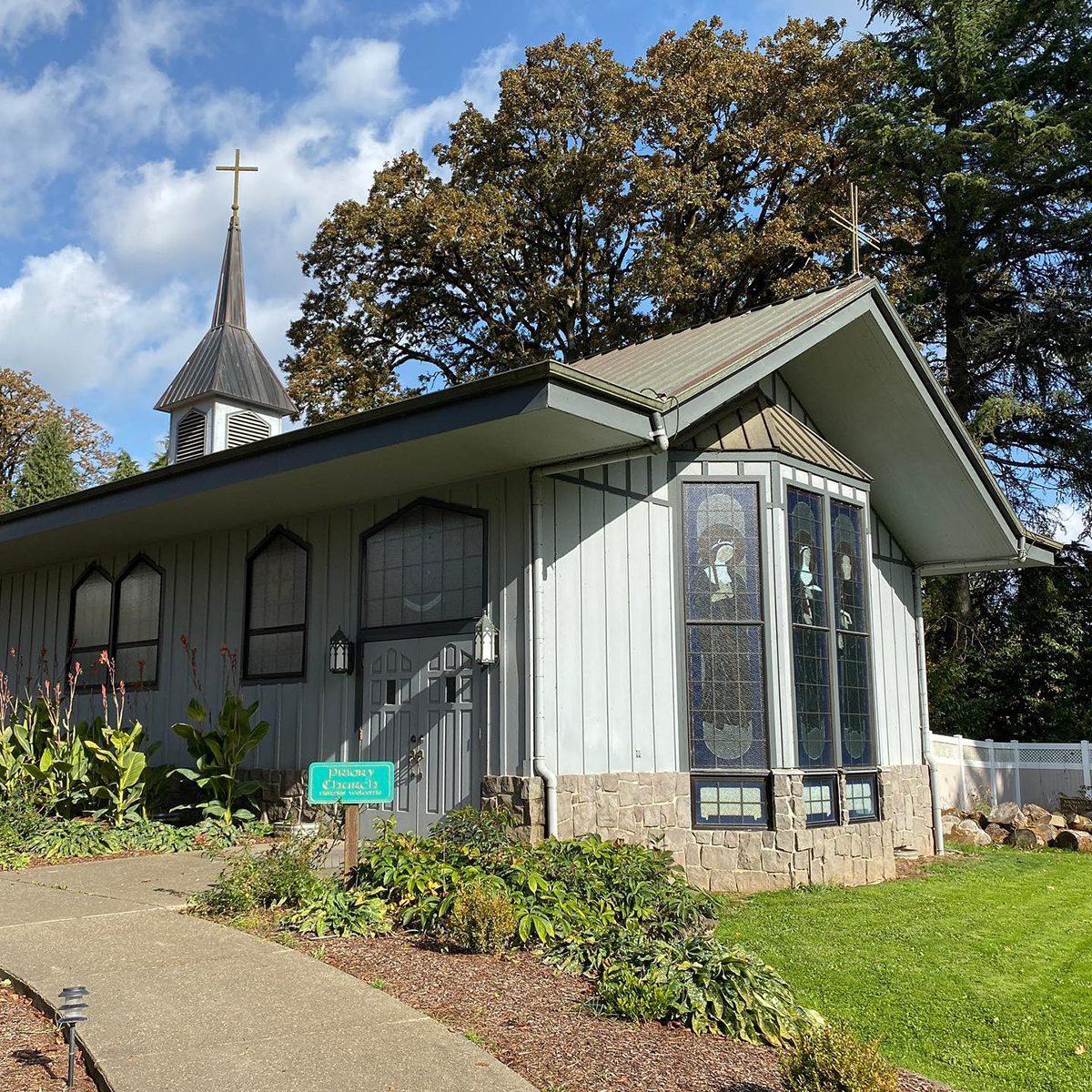 The Best Fudge Shop in Oregon - The Brigittine Monastery
