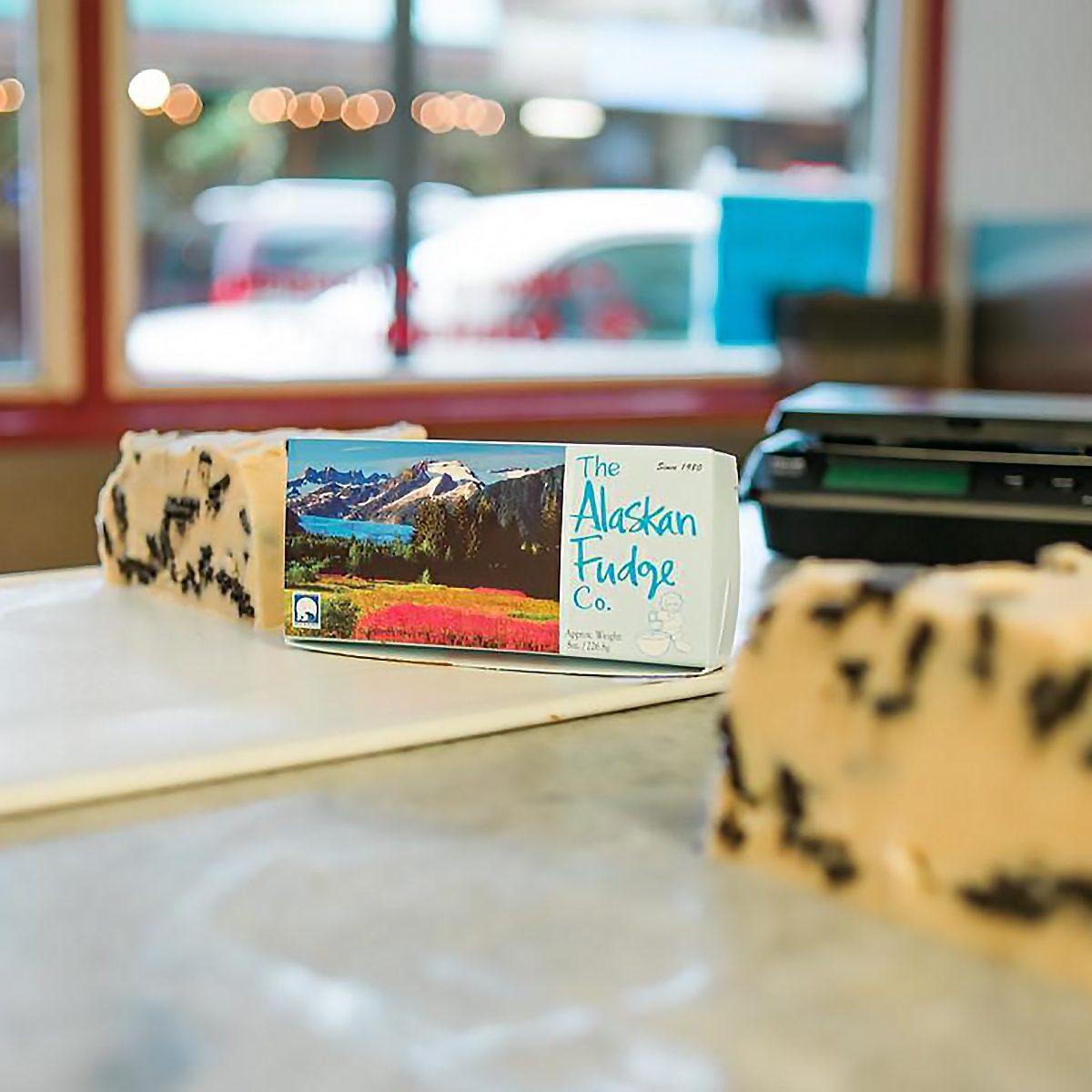 The Best Fudge Shop in Alaska - The Alaskan Fudge Co.