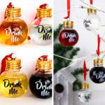 These Booze-Filled Ornaments from Amazon Are Here to Bring Some Holiday Cheer