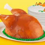 Baskin-Robbins Is Selling a Turkey Ice Cream Cake for Thanksgiving This Year