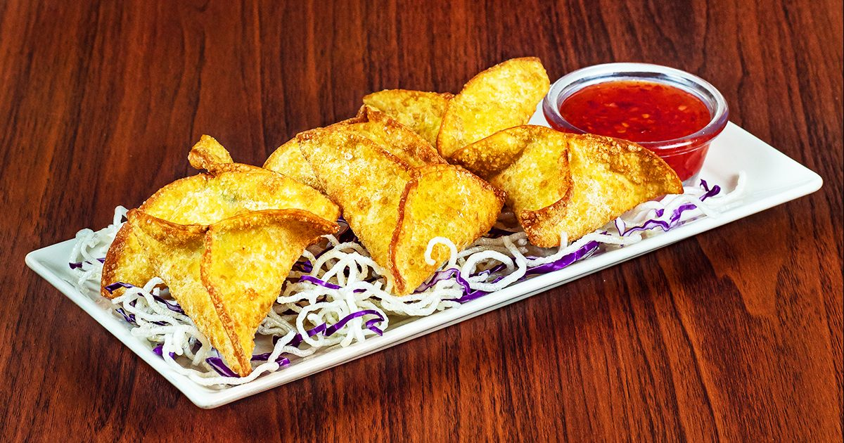 The Cheesecake Factory JUST Dropped Its Recipe for Crispy Crab Wontons—Here's How to Make Them Yourself
