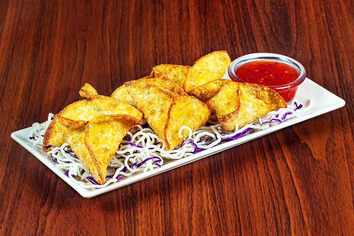 THE CHEESECAKE FACTORY CRISPY CRAB WONTONS RECIPE