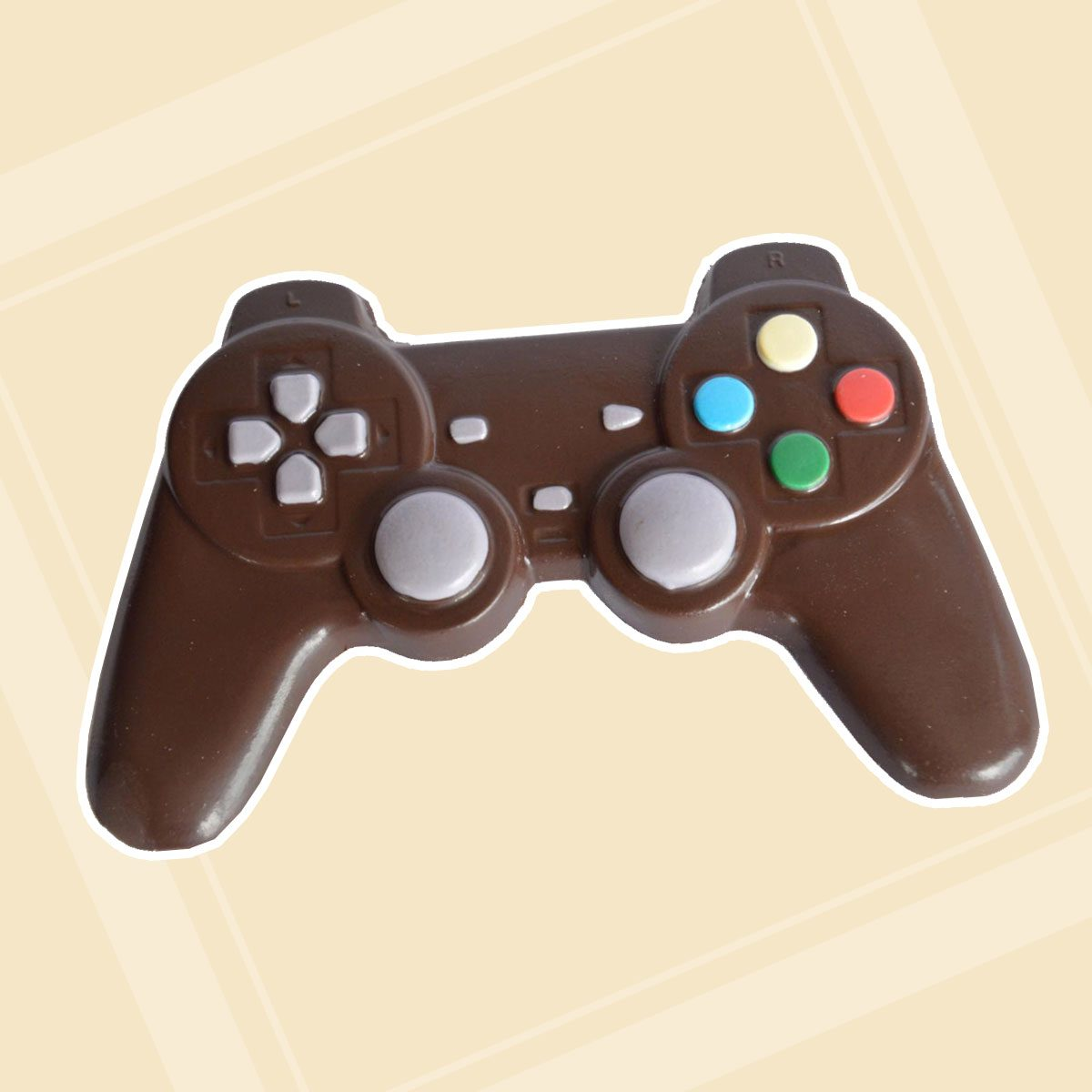Chocolate Video Game Controller