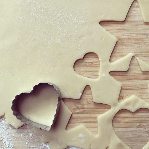 How to Use Cookie Cutters to Make Cutout Cookies