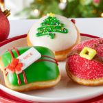Krispy Kreme JUST Revealed Its Lineup of Christmas Doughnuts