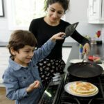 How to Make Quesadillas with Your Kids