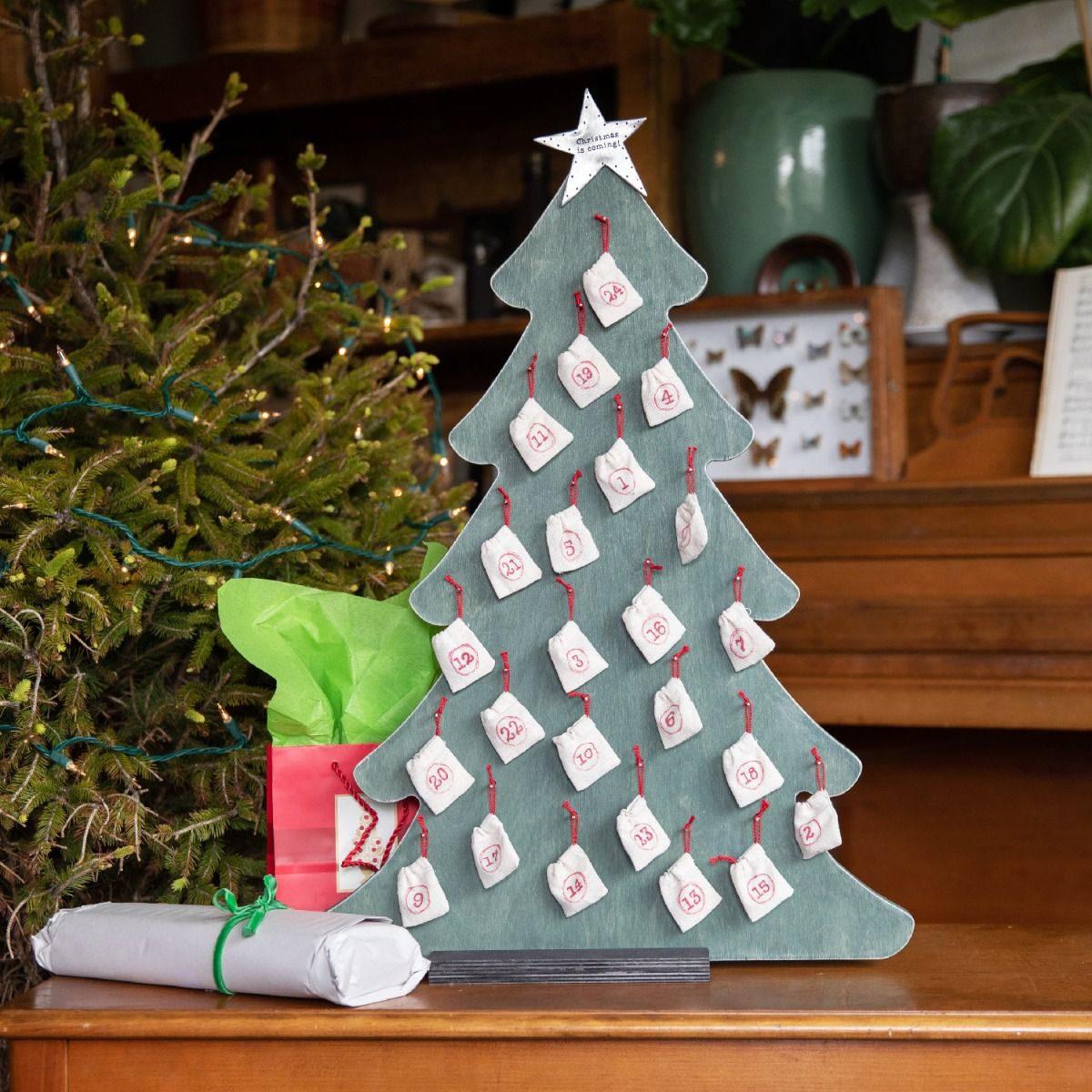 our christmas tradition advent calendar