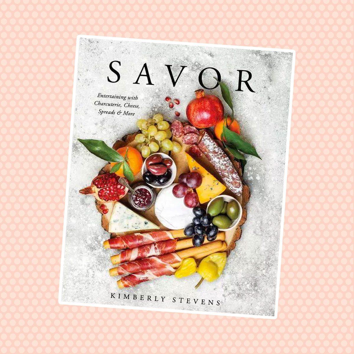 Savor - by Kimberly Stevens (Hardcover)
