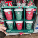 Starbucks Is Selling Mini Ornaments Filled with Hot Cocoa Mix