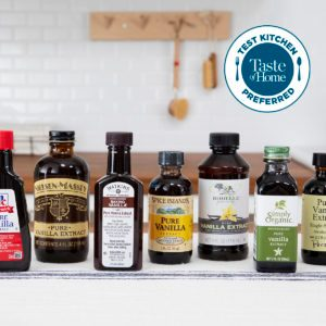 Our Test Kitchen Found the Best Vanilla Extract Brands for Baking