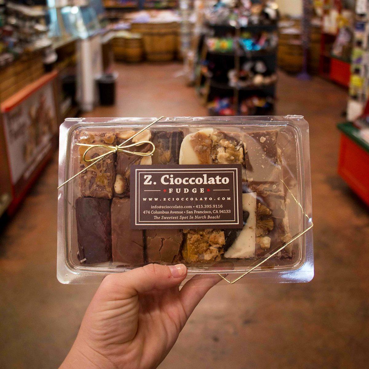 Best Fudge Shop in California - Z. Cioccolato Fudge