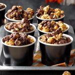 Chili-Chocolate Caramel Corn