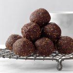 Chocolate Date Energy Balls