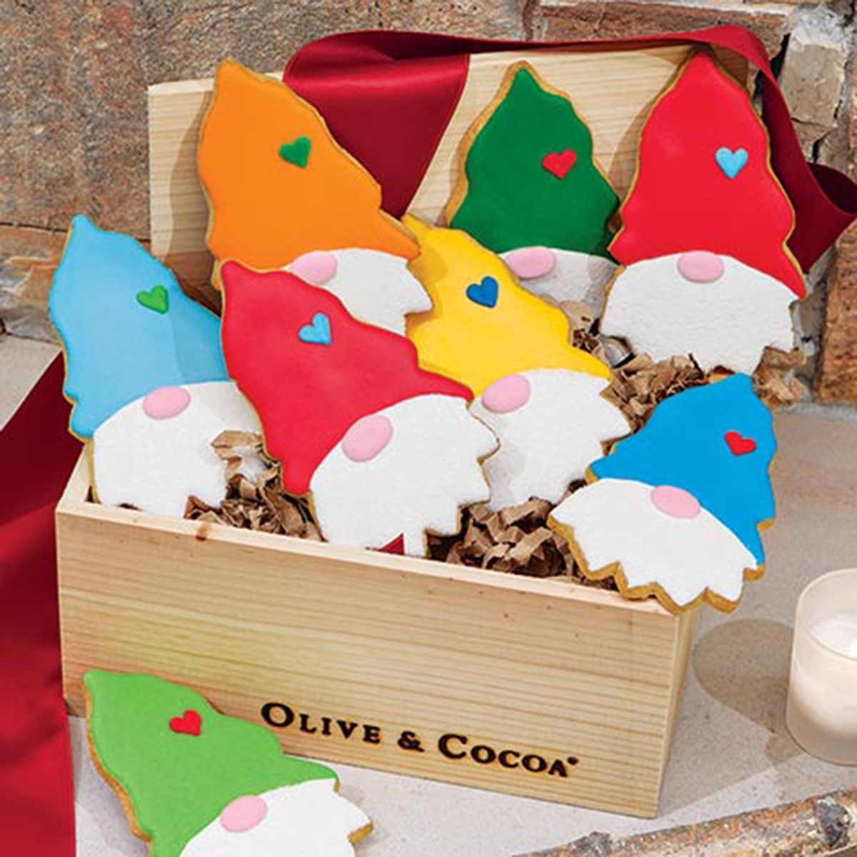 Happy Gnome Cookie Crate