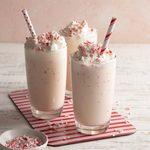 Peppermint Milkshakes