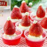 Santa-Hat-Holiday-Jello-Shots
