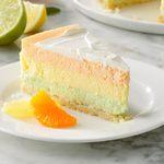 Sunny Citrus Cheesecake