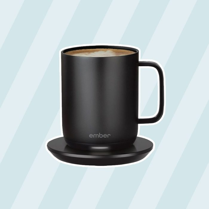 Ember - Temperature Control Smart Mug² - 10 oz - Black - christmas gifts for mom