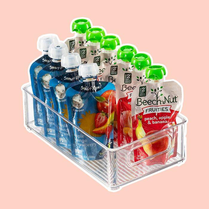 Refrigerator Organizer Bins