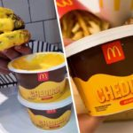 McDonald's Is Now Selling Tubs of Melted Cheddar Cheese Perfect for Pairing with Your McNuggets