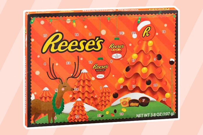 Galerie Hershey Reeses Advent