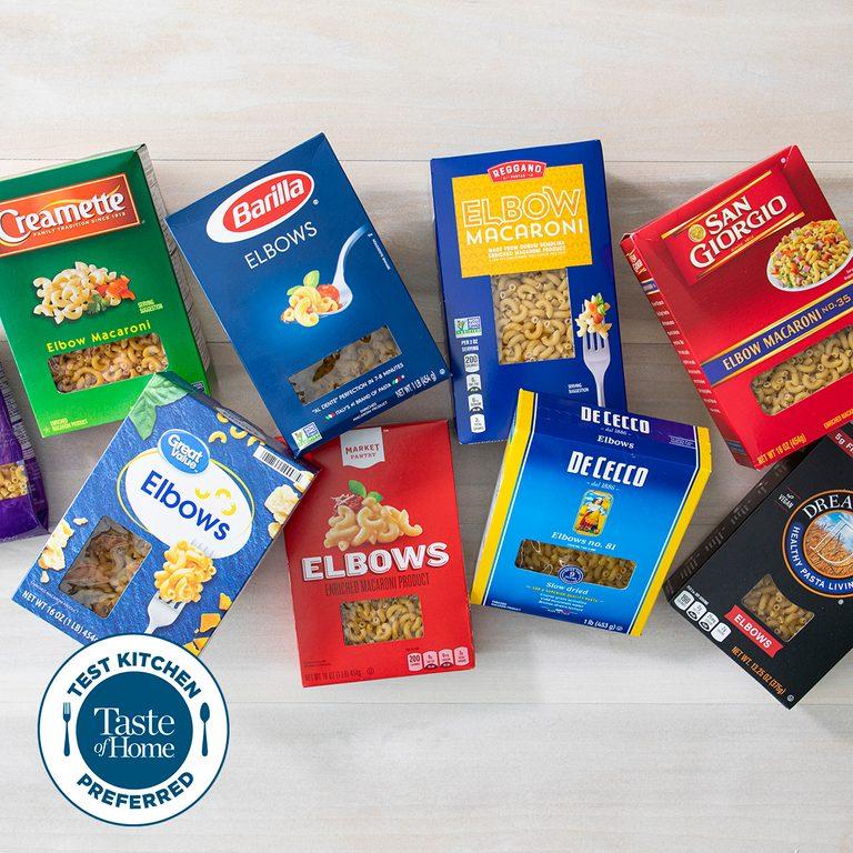 Test kitchen preferred the best macaroni square