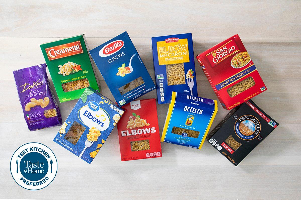 Test kitchen preferred the best macaroni