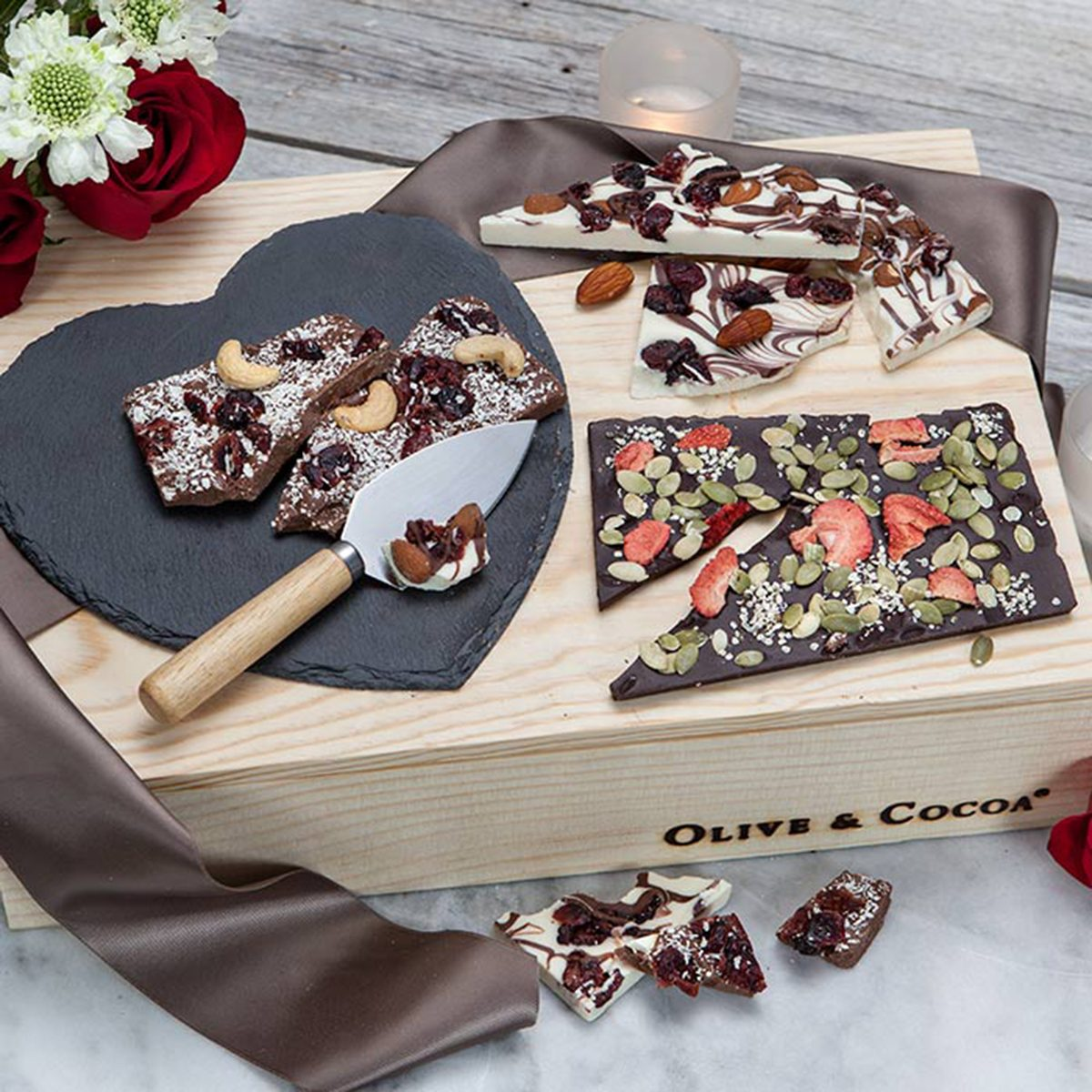 Valentine's Day gifts Chocolate Tasting For Two