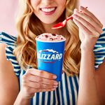 Dairy Queen Has a Delicious Cake-Flavored Blizzard of the Month for February