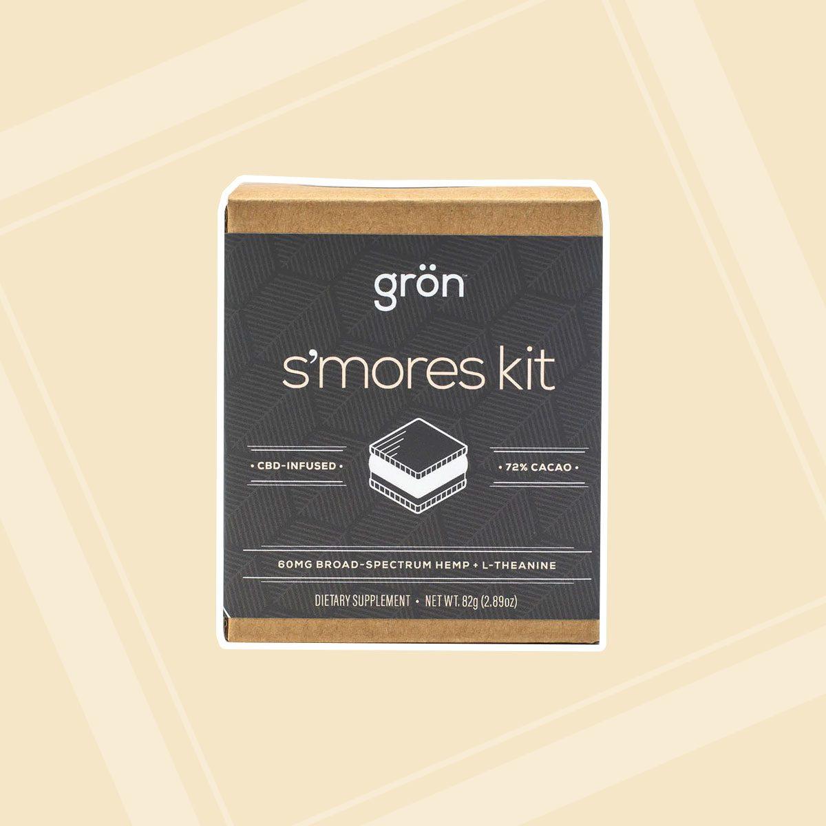 Gron Cbd Holiday 2020 Smores Kit A 64249.1610152845