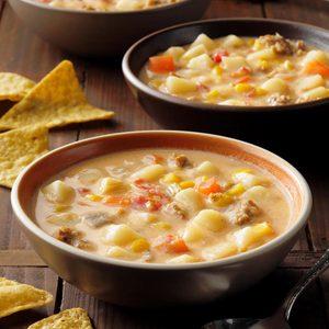 Holy Moly Potato Soup