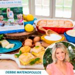 How to Make Galaktoboureko, with Debbie Matenopoulos