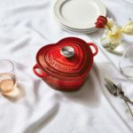 Valentine's Day gifts Le Creuset Heart Shaped Cocotte