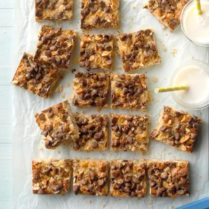 Lemony Layer Bars