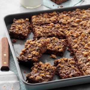 No-Bake Chocolate Rice Krispie Bars