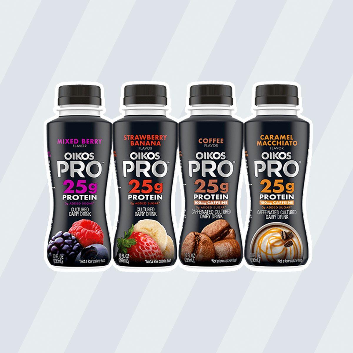 Oikos Pro Fuel healthy snacks to buy
