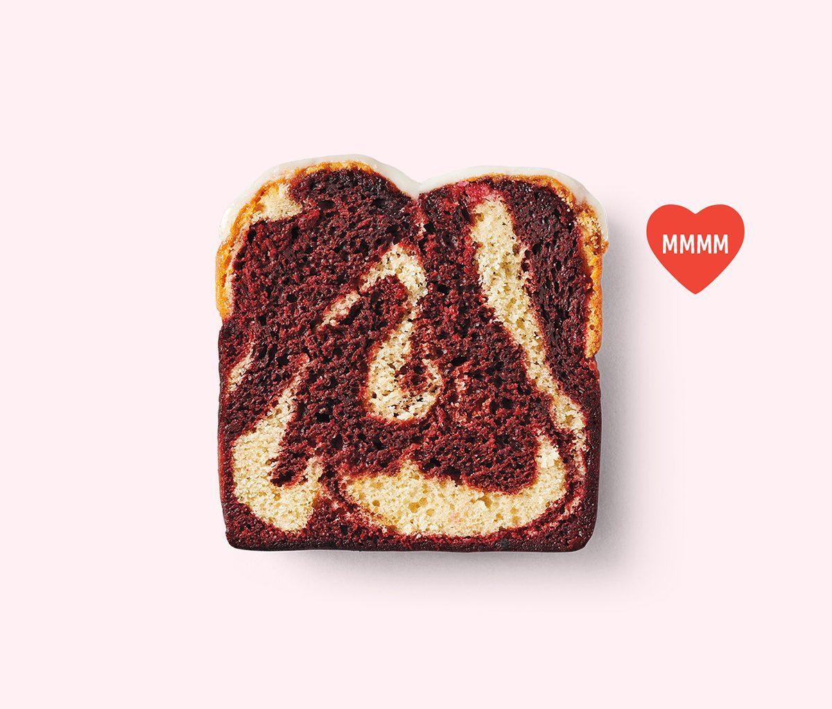 Starbucks Red Velvet Loaf