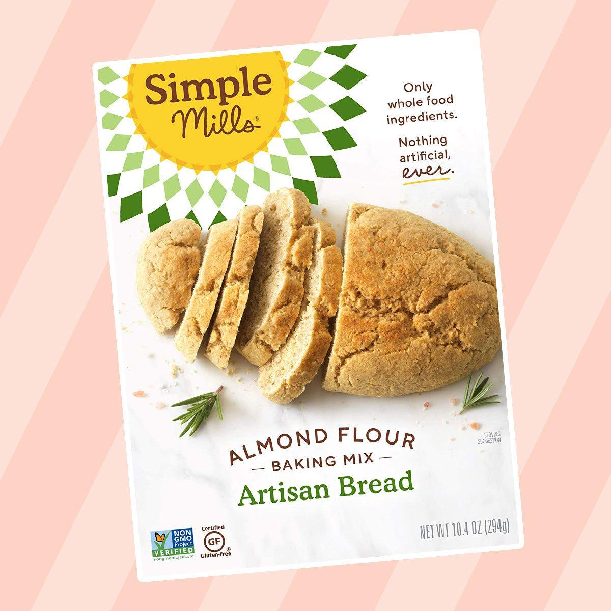 Simple Mills Almond Flour Baking Mix paleo snacks