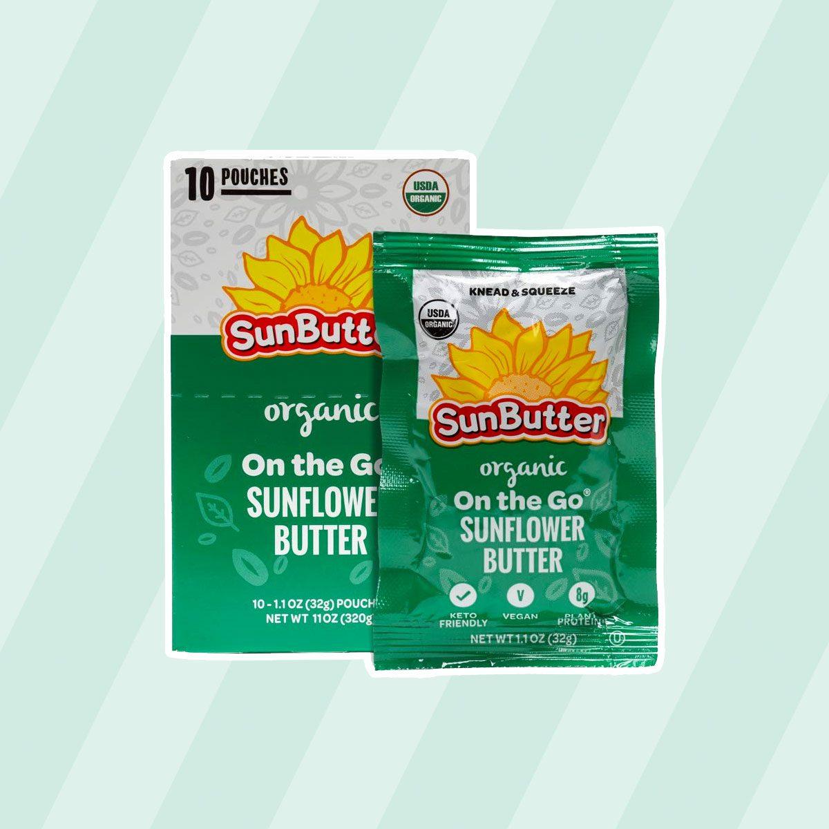 paleo snacks SunButter Sunflower Butter