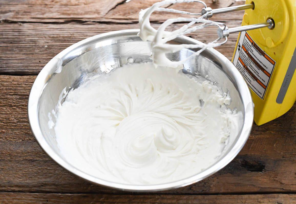 Prepare cream cheese mixture how to make taco dip