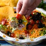 How to Make Taco Dip