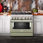 Avocado Green Appliances Are Back (Yes, Really!)