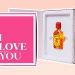 This Valentine's Day Card Has a Boozy Surprise Inside