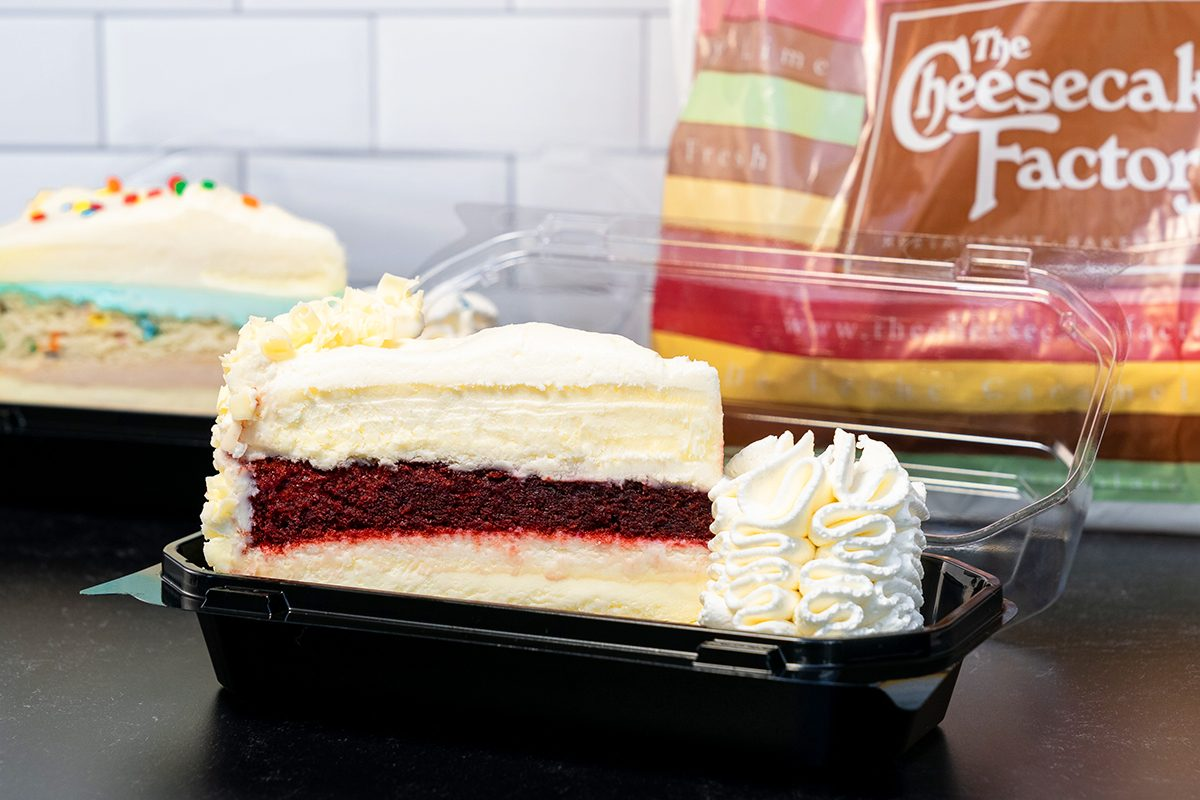 The Cheesecake Factory Is Handing Out Free Cheesecake This Week