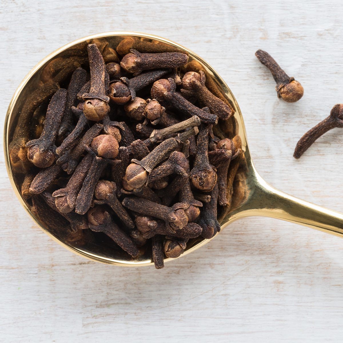indian spices Close-Up Of Clove On Table
