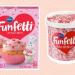 Valentine's Funfetti Cake Mix Is Back for 2021