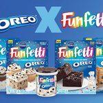 Pillsbury Just Dropped a Whole Lineup of Funfetti + Oreo Baking Mixes