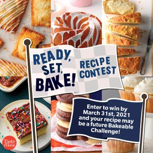 Ready Set Bake Recipe Contest 1200x1200
