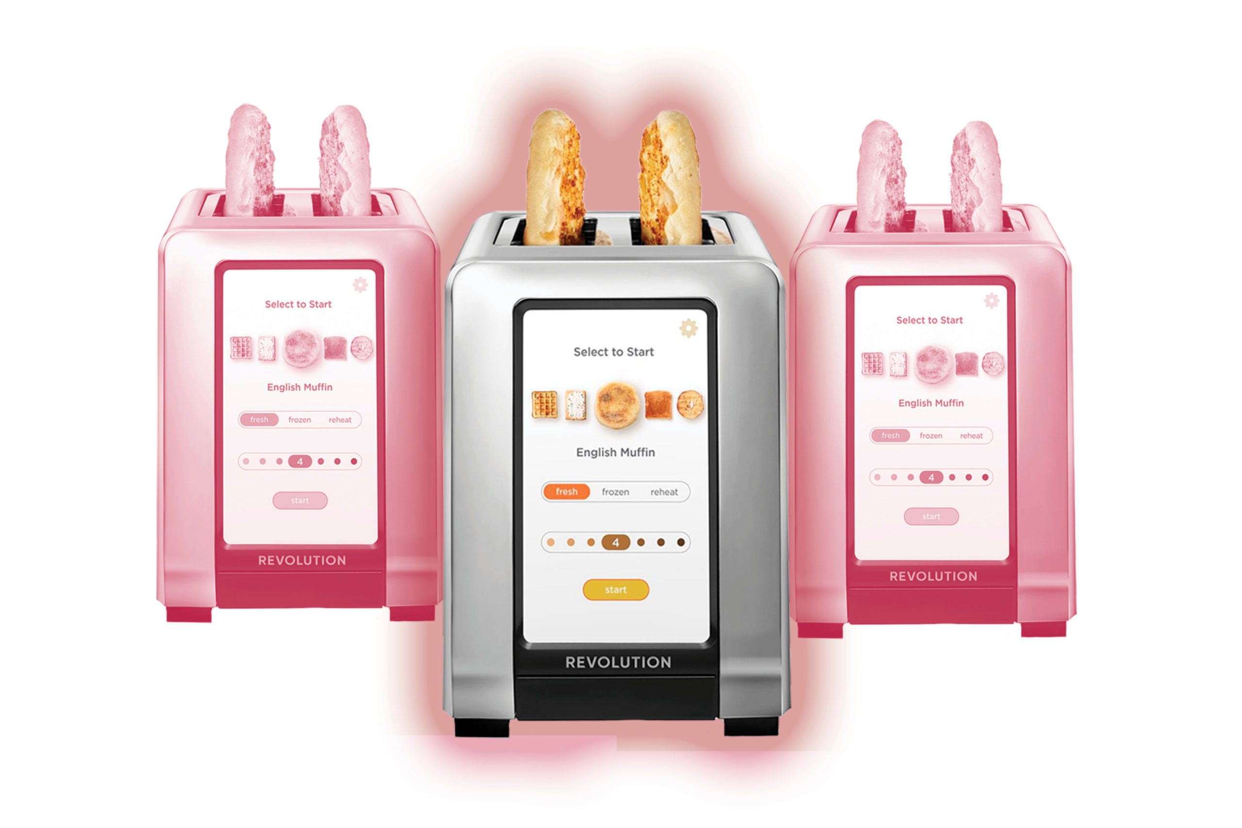 Revolution R180 High Speed Smart Toaster TKP